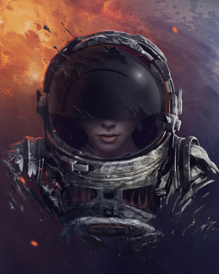 Women in Space - Obrázkek zdarma pro Nokia Asha 311