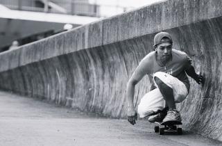 Skating Boy - Obrázkek zdarma pro Nokia Asha 205