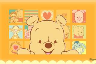 Winnie Wallpaper for Android, iPhone and iPad