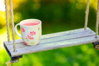 Summer Mood Mug Picture for Android, iPhone and iPad