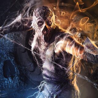 Krypt Demon in Mortal Kombat - Obrázkek zdarma pro iPad mini