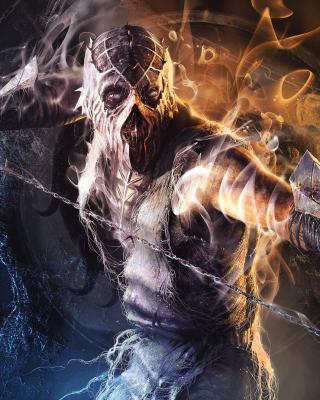 Krypt Demon in Mortal Kombat - Obrázkek zdarma pro Nokia X1-00