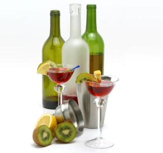 Tail Drinks - Obrázkek zdarma pro iPad 3