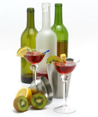 Tail Drinks - Obrázkek zdarma pro iPhone 4S