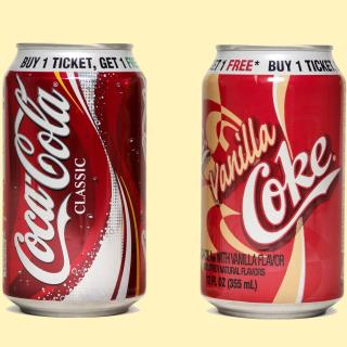 Coca Cola Classic - Obrázkek zdarma pro 128x128