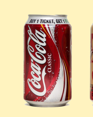 Coca Cola Classic - Obrázkek zdarma pro 320x480