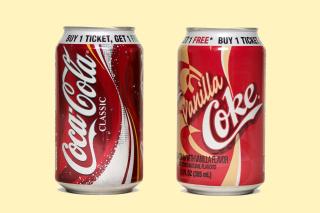Coca Cola Classic - Obrázkek zdarma pro HTC One