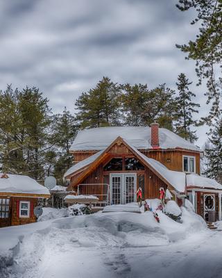 Winter Village - Obrázkek zdarma pro 480x854
