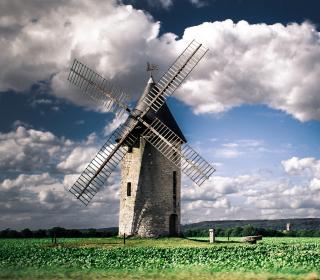 Windmill - Obrázkek zdarma pro iPad