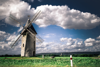 Windmill - Obrázkek zdarma pro Android 480x800