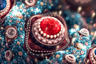 Gem and Jewellery - Obrázkek zdarma pro Samsung Galaxy S4