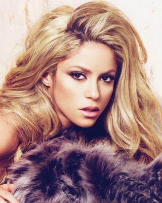 Shakira - Obrázkek zdarma pro Nokia C3-01