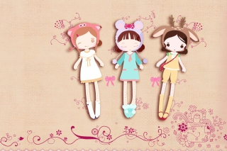 Cherished Friends Dolls - Obrázkek zdarma pro Widescreen Desktop PC 1920x1080 Full HD