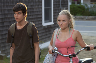 The Way, Way Back with AnnaSophia Robb and Liam James Picture for Android, iPhone and iPad