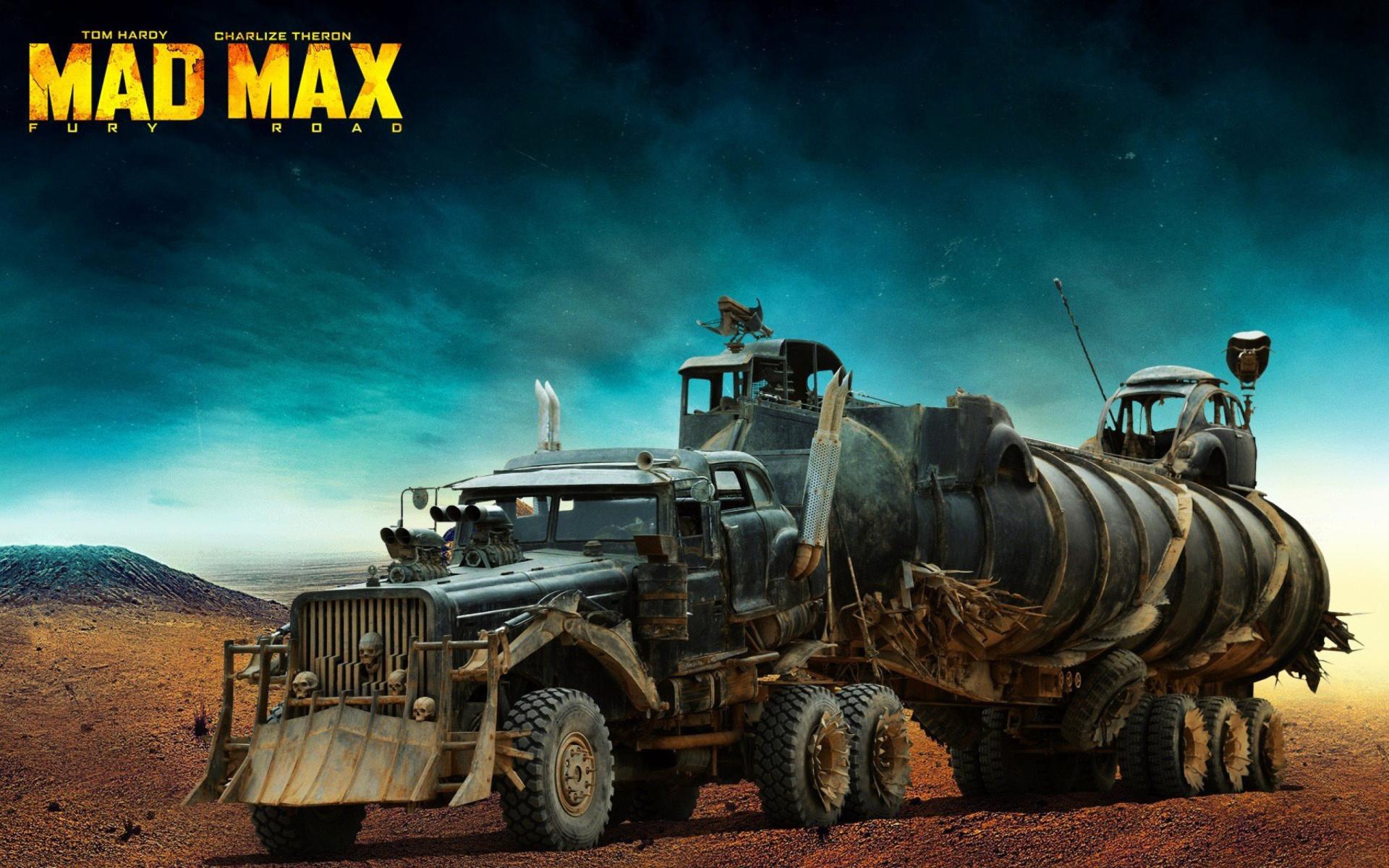 Mad Max Fury Road Wallpaper for Widescreen Desktop PC ...