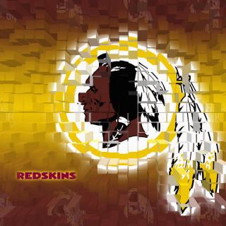Washington Redskins NFL Team - Obrázkek zdarma pro 128x128
