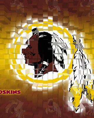 Washington Redskins NFL Team - Obrázkek zdarma pro iPhone 4