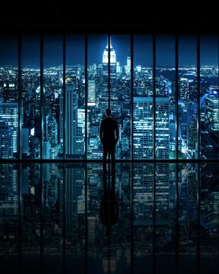 Gotham City - Fondos de pantalla gratis para Nokia 5230