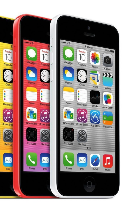 how to take a screenshot on an iphone 5c