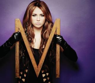 Miley Cyrus Who Owns My Heart - Obrázkek zdarma pro 1024x1024