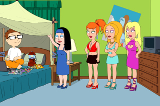 Free American Dad Picture for Android, iPhone and iPad