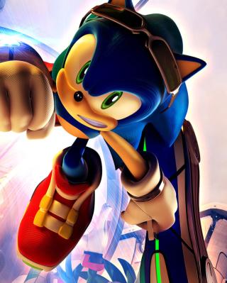Sonic Free Riders - Obrázkek zdarma pro 480x854