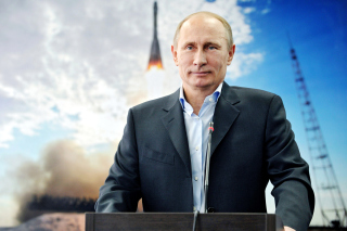 Vladimir Vladimirovich Putin - Obrázkek zdarma pro Android 600x1024