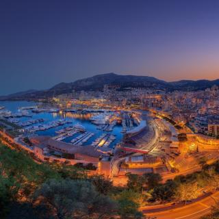 Monte Carlo - Obrázkek zdarma pro iPad mini 2