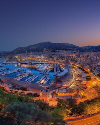 Monte Carlo - Obrázkek zdarma pro 240x400