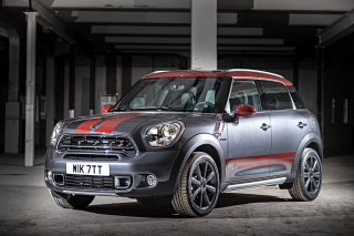 Mini Countryman R60 Wallpaper for Android, iPhone and iPad