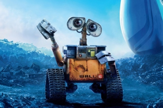 Wall-E Picture for Android, iPhone and iPad