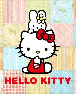 Hello Kitty - Obrázkek zdarma pro Nokia C2-01