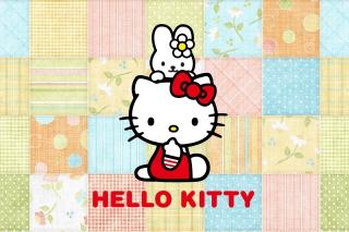 Hello Kitty - Obrázkek zdarma pro Samsung Galaxy Tab 3 10.1