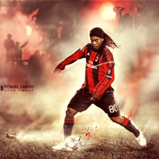 Ronaldinho - Obrázkek zdarma pro 2048x2048