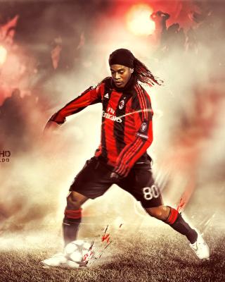 Ronaldinho - Obrázkek zdarma pro Nokia 300 Asha