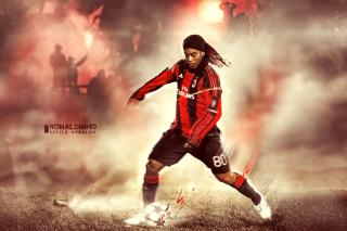 Ronaldinho - Obrázkek zdarma pro Nokia X5-01