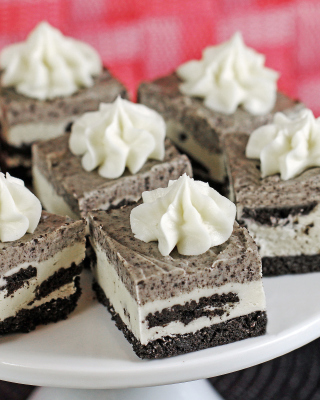 Chocolate Mini Cakes - Obrázkek zdarma pro iPhone 6 Plus
