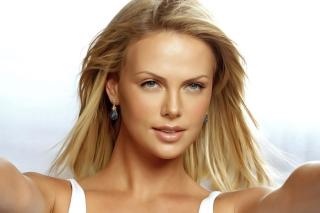 Charlize Theron - Obrázkek zdarma pro Fullscreen Desktop 1600x1200