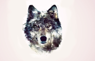 Wolf Art - Obrázkek zdarma pro Android 1200x1024