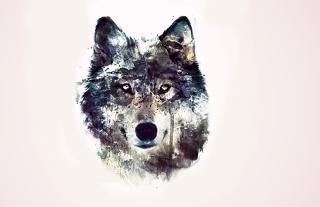 Wolf Art - Obrázkek zdarma pro Samsung Galaxy Tab 10.1