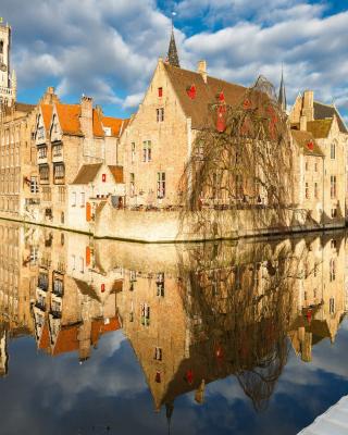 Brugge - Obrázkek zdarma pro Nokia C2-01