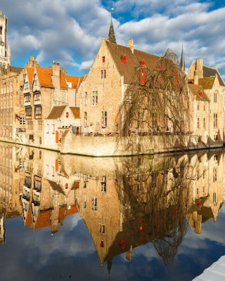 Brugge - Obrázkek zdarma pro 176x220