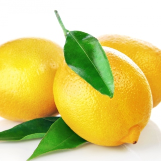 Lemons Close Up - Obrázkek zdarma pro iPad Air