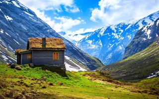 Norway Landscape Wallpaper for Android, iPhone and iPad