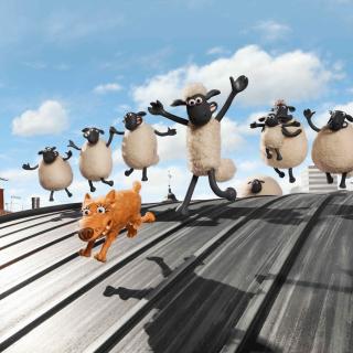 Shaun the Sheep Movie - Obrázkek zdarma pro 2048x2048