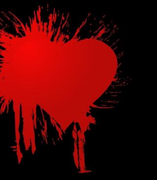 Heart Is Broken - Obrázkek zdarma pro iPhone 5