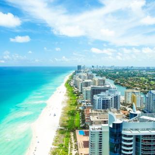 Miami Mid Beach - Obrázkek zdarma pro 128x128
