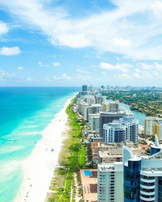 Miami Mid Beach - Obrázkek zdarma pro 240x432
