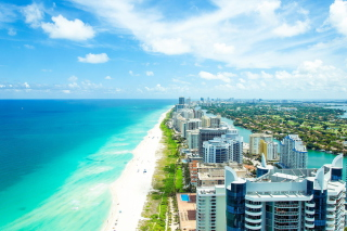 Miami Mid Beach - Obrázkek zdarma pro Fullscreen 1152x864