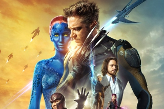 X-Men Days Of Future Past Movie - Obrázkek zdarma pro Widescreen Desktop PC 1920x1080 Full HD